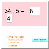 geogebra divisioni