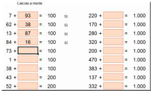calcoli entro il 1000