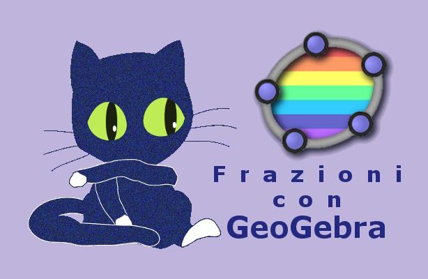 GeoGebra - frazioni