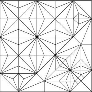 Polymath Origami