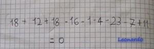 espressione aritmetica