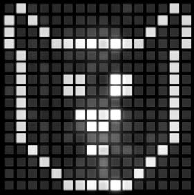 gioco musicale quadrati