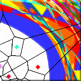 voronoi con geogebra