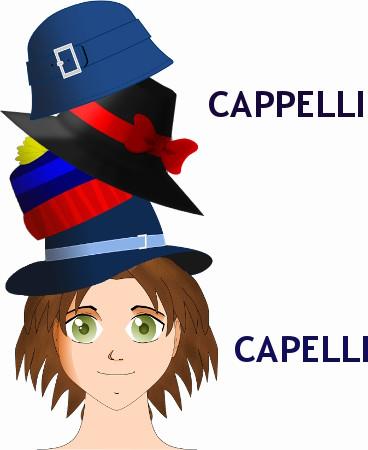 capello cappelli